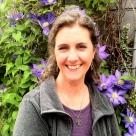 Kathleen:PurpleClematis5:2014
