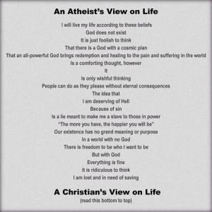 Atheist Photo