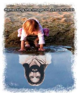 reflecting-Jesus
